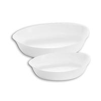 Luminarc Smart Cuisine Carine White Oval Plate 29 + 17CM