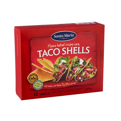 Santa-Maria-Tex-Mex-Taco-Shells-135g