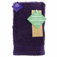 TEX Hand Towel x2 30x50 Purple