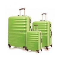 American Tourister Preston Lime Set Of 3 Pieces 55+67+80CM