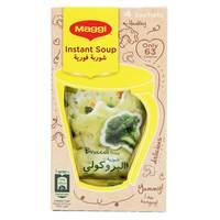 Maggi Instant Broccoli Soup 15gx4