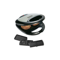 Black & Decker TS2090 Sandwich Maker 3X1, 750W