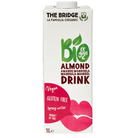 The Bridge Bio Almond Sweetened 1l