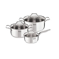 Tefal Intuition Stainless Steel Cooking Set 6 Pieces