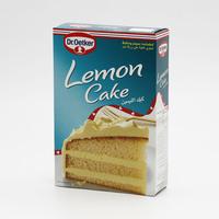 Dr Oetker Cake Lemon 430 g