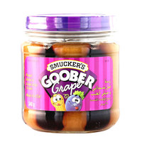 Smuckers Peanut Butter Grape 340g