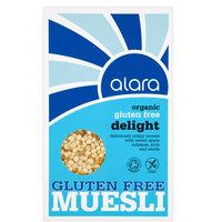 Alara Organic Delight Gluten Free Muesli 250 g