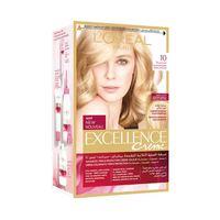 L'Oreal Paris Excellence Crème Hair Coloring Ultra Light Blonde 10