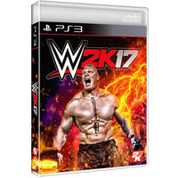 Sony PS3 WWE 2K17