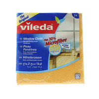 Vileda Window Cleaning Cloth 1Pc