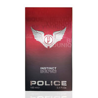Police Instinct Eau De Toilette Natural Spray 100ml