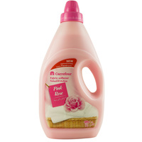 Carrefour Fabric Softener Regular Pink Rose 3L