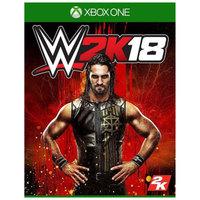 Microsoft Xbox One WWE 2K18