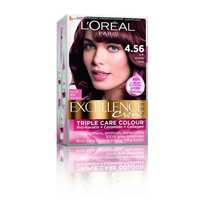 L'OREAL Paris Hair Color Excellence Burgundy No.4.56