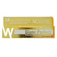Pearlie White Blanc Perfect Professional Whitening Fluoride Toothpaste 110g