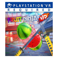 Sony PS4 Fruit Ninja