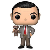 Funko Pop Games-Overwatch-Mr. Bean Collectible Figure