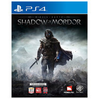 Sony PS4 Middle Earth:Shadoiw Of War