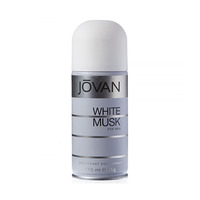 Jovan White Musk Deodorant For Men Body Spray 150ML