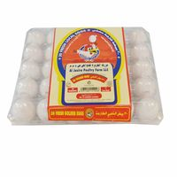 Al Jazira Eggs White Large x30