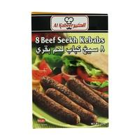 Al kabeer 8 beef seekh kebabs 320 g
