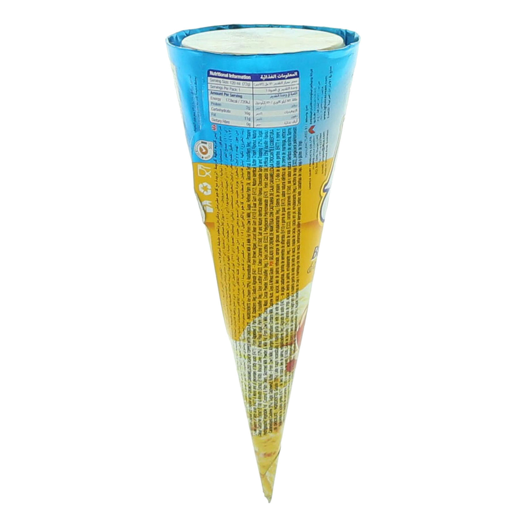 IGLOO CONE BUTTERSCOTCH XL 140ML