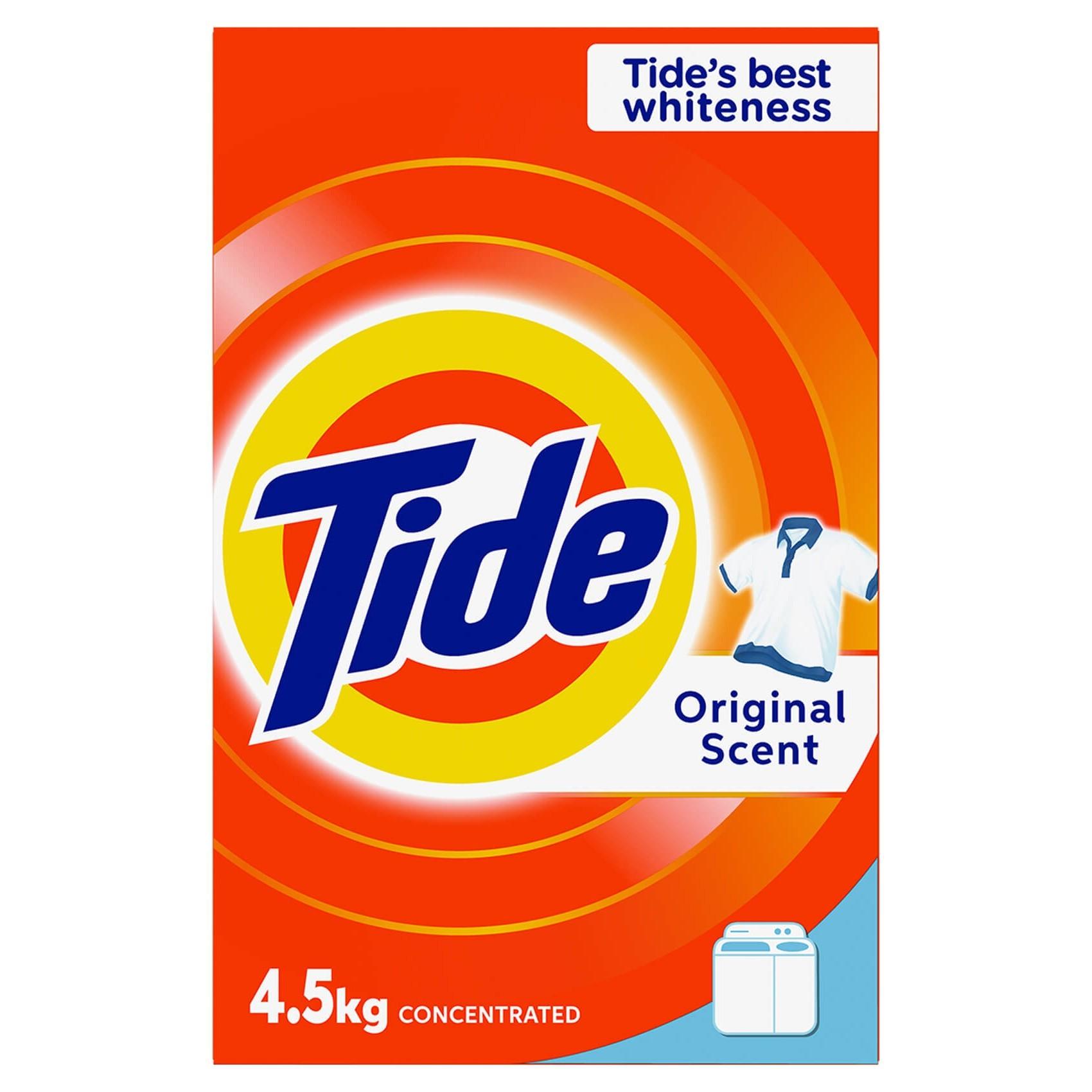 TIDE REG 4.5KG