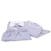 Tendance's Housemaid Uniform 3pc Blue X-Large