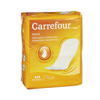 Carrefour Normal Classic Sanitar X20
