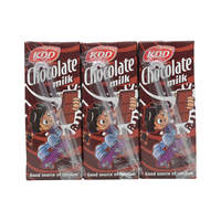Kdd Chocolate Milk 180ml x6