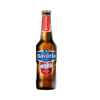 Bavaria Non-Alcoholic Beer Bottle Premium Original Malt 33CL