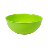 Poly Time Colorful  Plastic Round Bowl TPT142 2L