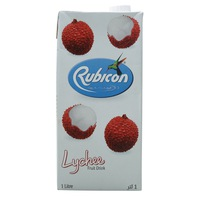 Rubicon Lychee Fruit Drink 1L