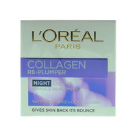 L'Oreal Collagen Re-Plumper Night Cream 50ml
