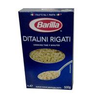 Barilla Ditalini Rigate 500g