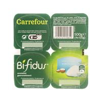 Carrefour Bifidus Yoghurt Flavor Coco 125g x 4