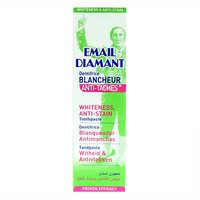 Email Diamant Whiteness Anti Stain Toothpaste 50ml
