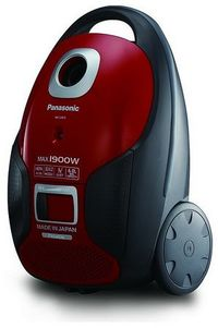 Panasonic Vacuum Cleaner MC-CJ911 1900 Watt Red