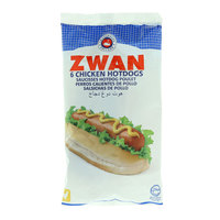Zwan 6 Chicken Hotdogs 270g