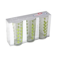 Housecare Tumbler 237 Ml 3 Pieces Green