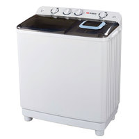 Elekta 12KG Top Load Washing Machine EWM-1300MKI
