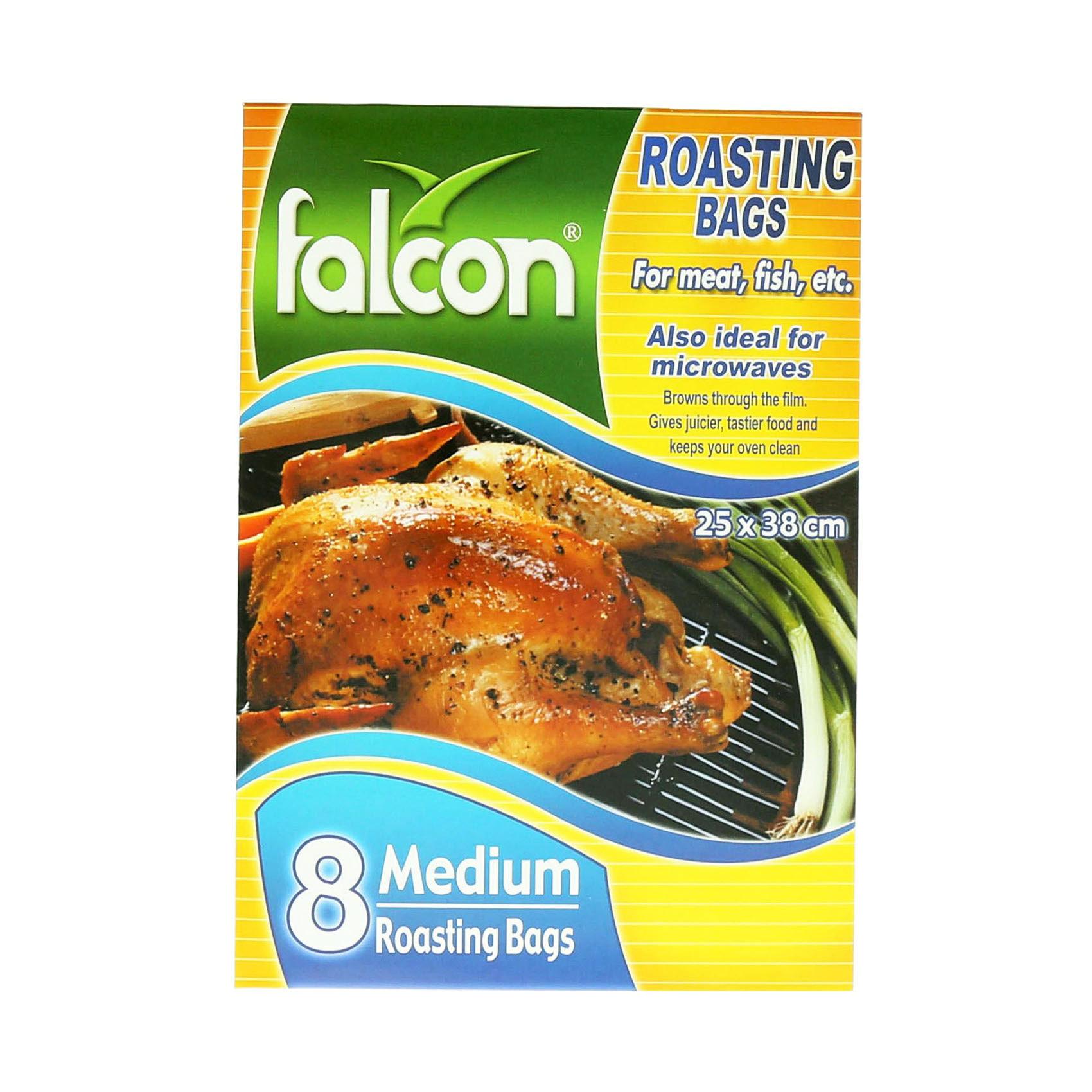 FALCON ROASTING BAGS 25X38 CM