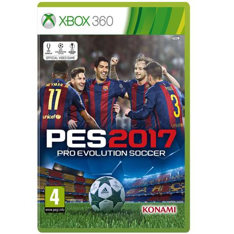 Microsoft-Xbox-360-Pro-Evolution-Soccer-2017