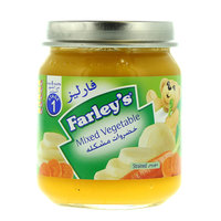 Farley's Mixed Vegetable 120g