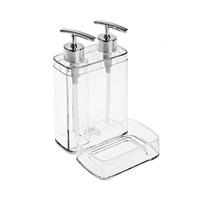 Primanova Liquid Soap Dispenser With Holder
