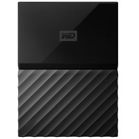 WD Hard Disk 4TB My Passport For Mac 4TB Type C Black