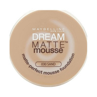 Maybelline Dream Matte Mousse Foundation Sand No 30