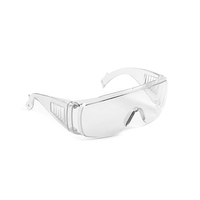 Lunette Safety Transparent Goggles