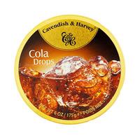 Cavendish & Harvey Drops Cola 175GR
