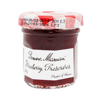 Bonne Maman Jam Strawberry 30GR